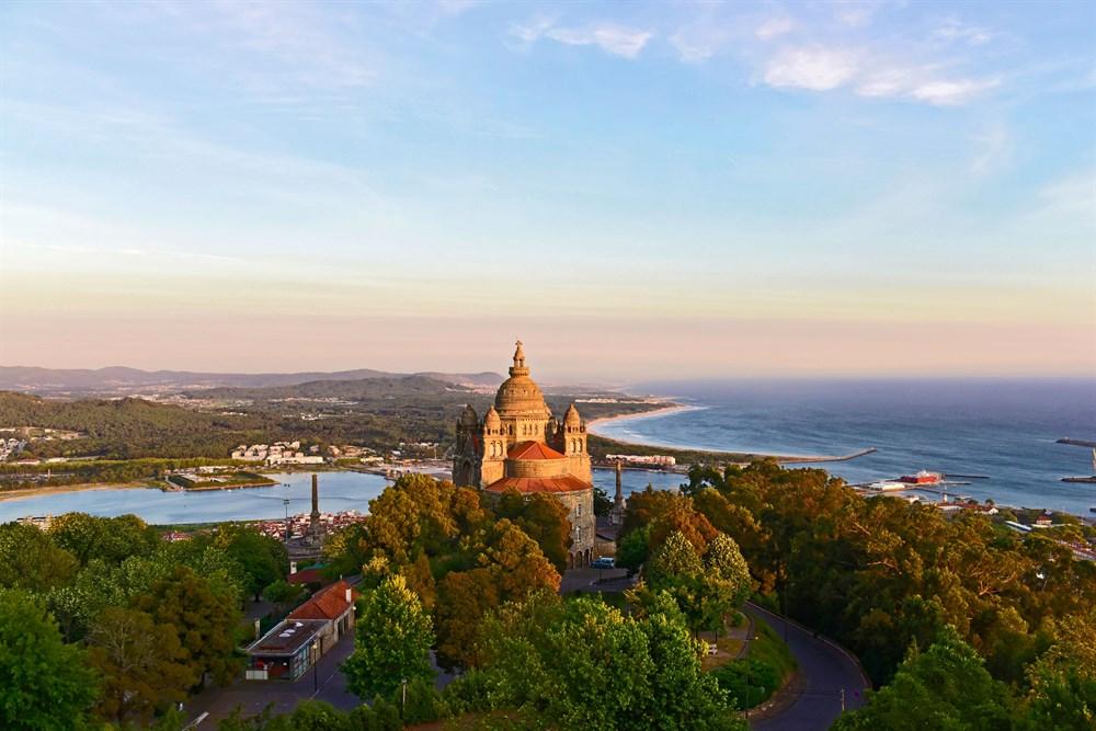Geweldig uitzicht Pousada Viana